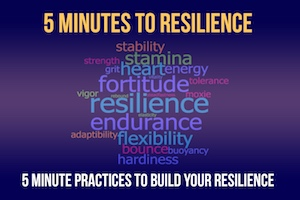 5 Minutes to Resilience – Lifetime